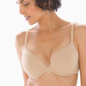 Soma memorable push up soft tan size 34C